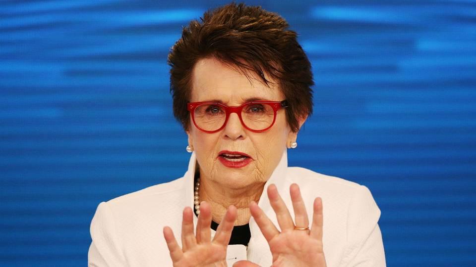 Billie Jean King wants Margaret Court Arena renamed