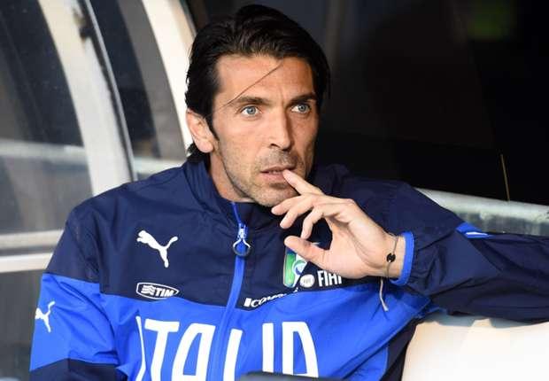 Buffon refusing to dwell on Italy defeat