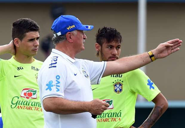 Scolari: We have to work on our defending