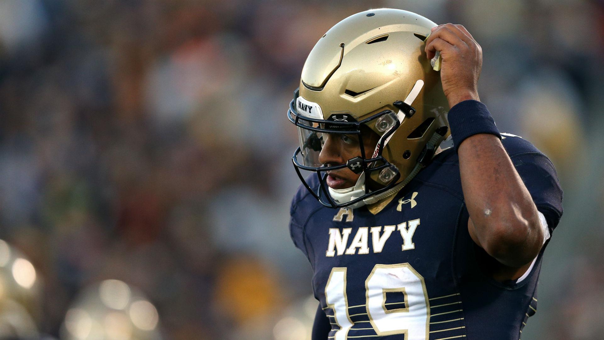 Seahawks sign former Navy quarterback Keenan Reynolds, report says
