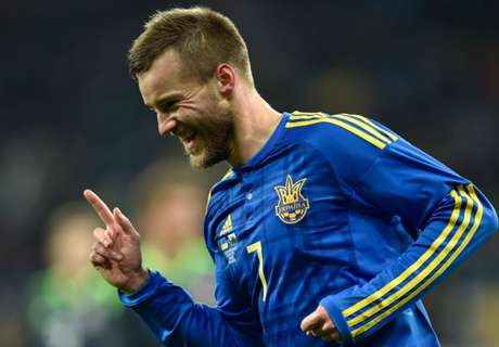 Fomenko: Yarmolenko must play in PL