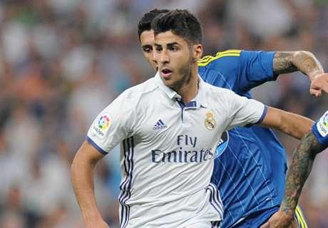 Asensio: Barca wanted me