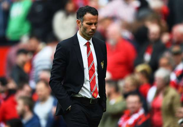 Manchester United interim manager Ryan Giggs.