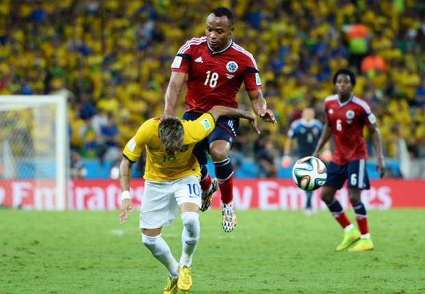 Thiago Silva slams 'cowardly' Zuniga for Neymar tackle