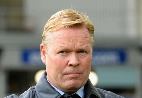Where did it all go wrong for Koeman?