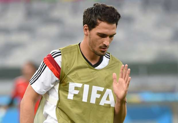 Hummels in race to make World Cup final