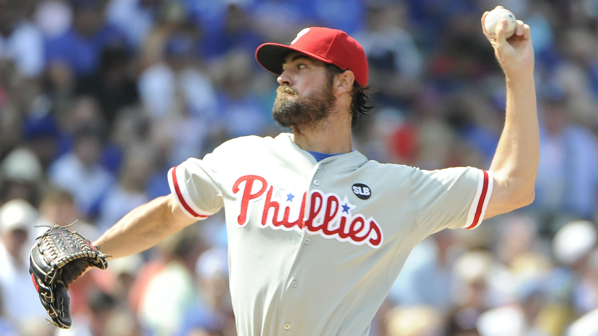Dodgers wheeling and dealing; Cole Hamels headed to Texas