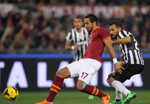 Roma v Juventus in Serie A