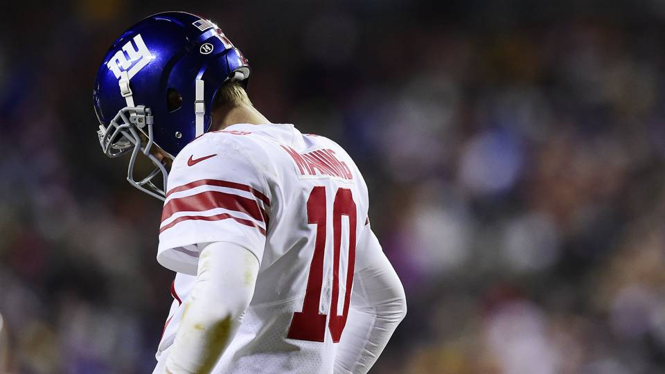 Eli Manning's former teammates say Giants 'wasted' QB's prime talent