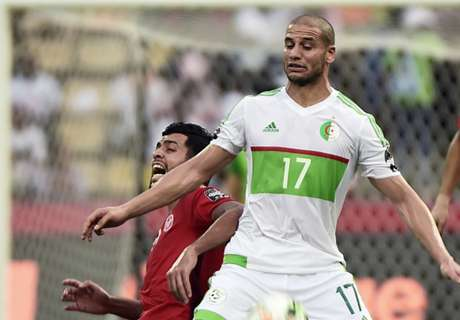 Report: Algeria 1 Tunisia 2