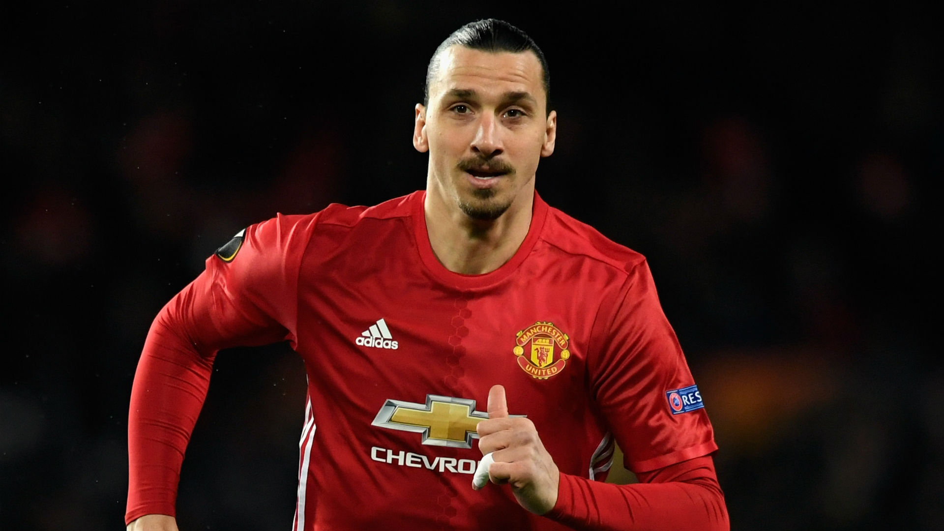 Zlatan Ibrahimovic hints at extending Old Trafford stay