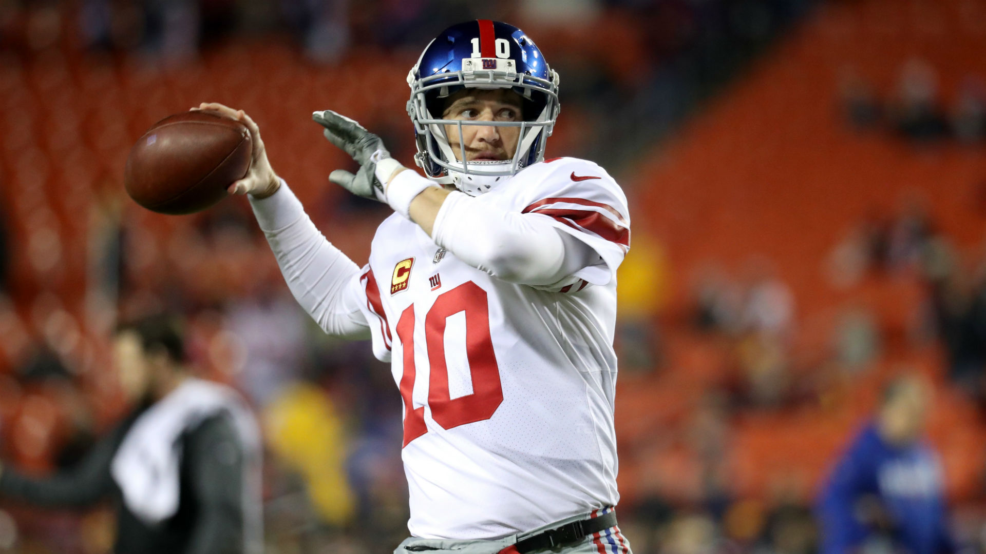Eli Manning has 'got years left' - Giants coach hopeful over star QB