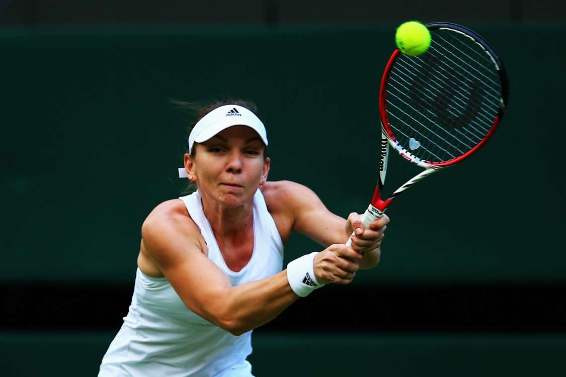 Halep, Williams and Sharapova set early markers