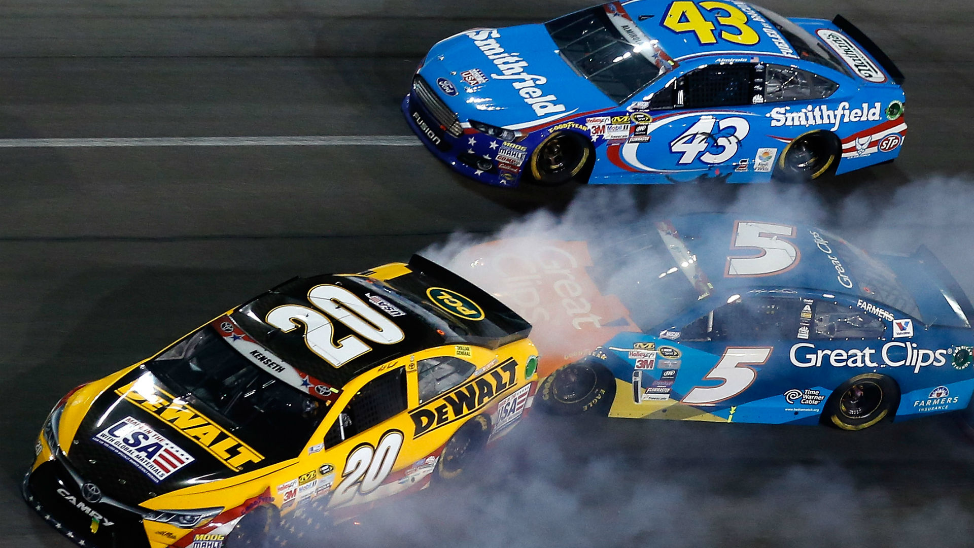 2018 NASCAR free agents: Danica Patrick latest to join extensive list