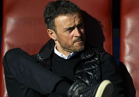 Luis Enrique: I rested my voice