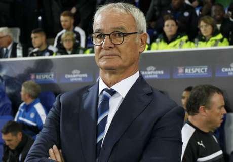 Ranieri laughs off England link