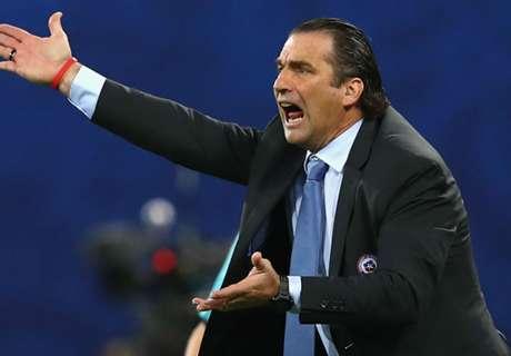Pizzi laments Chile's near miss