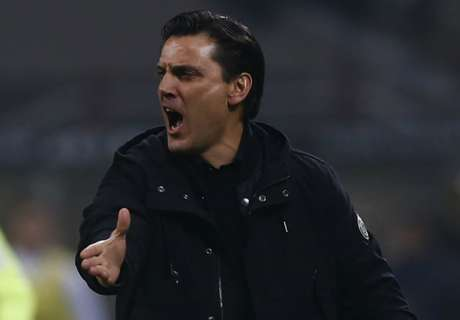 Montella furious with Milan start