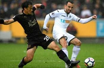 Swansea City 1 Leicester City 2: Mahrez shines as Appleton enjoys winning start
