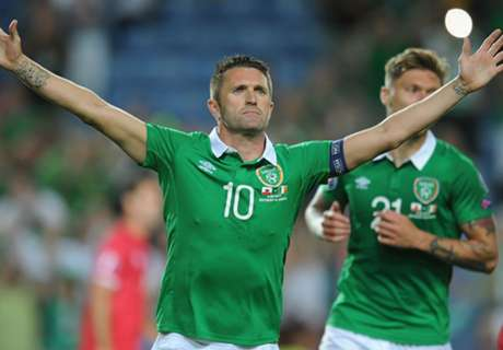 Robbie Keane announces Ireland retirement