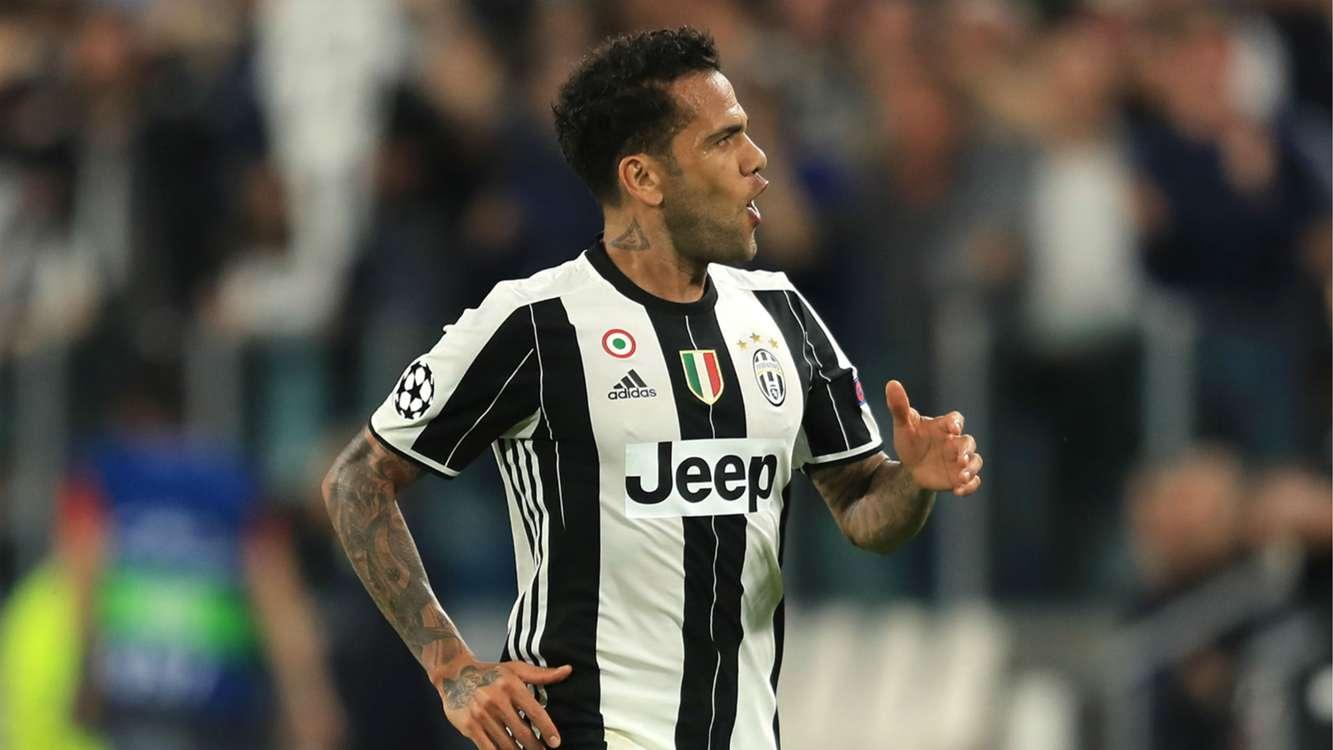 WATCH: Juventus through to Champions League final after Alves stunner