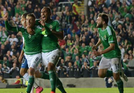 REPORT: N. Ireland 3-1 Greece