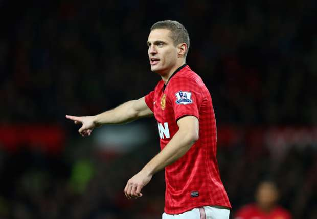 Vidic excited by Inter move: It's time for a change