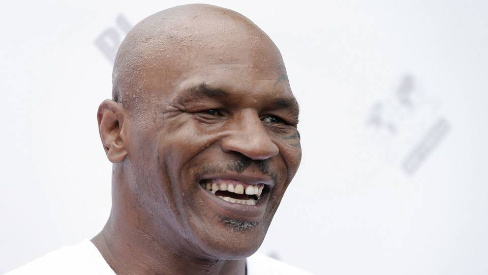 Mike Tyson - cropped