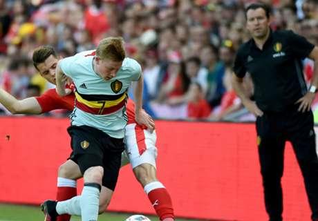 REPORT: Belgium fight back to win