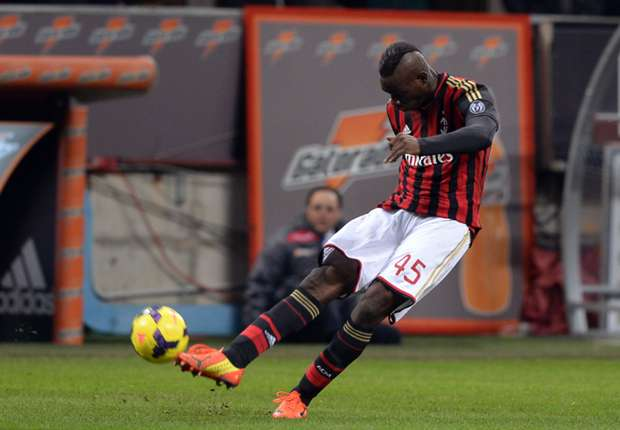 Balotelli: It is my duty to lead Milan