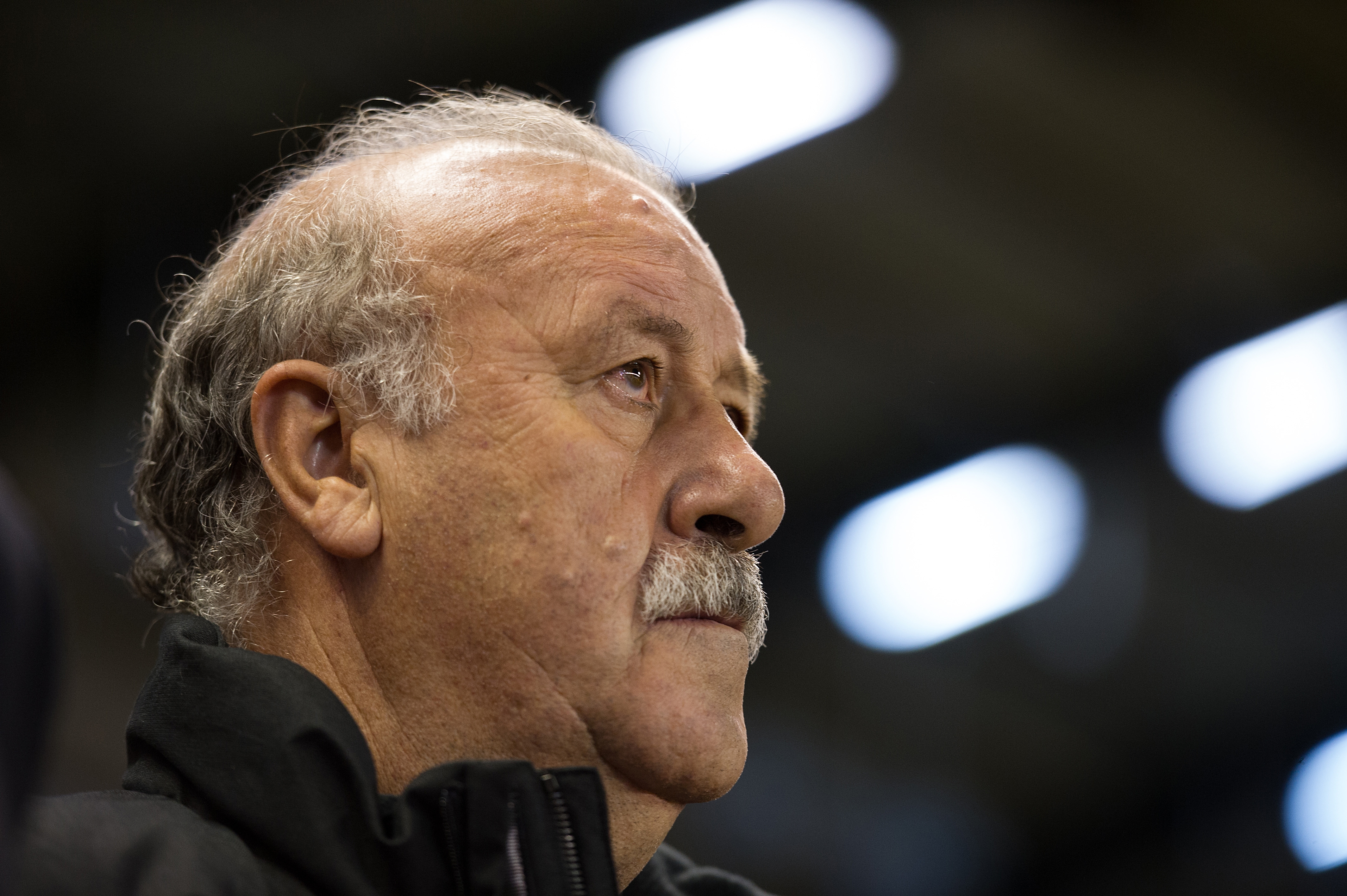 Spain not in 'Group of Death', insists Del Bosque