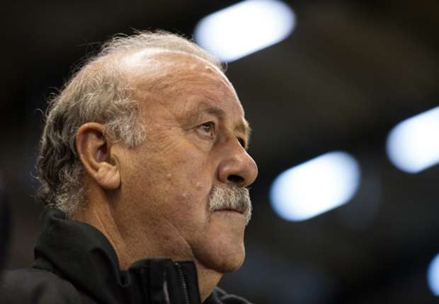 Vincente del Bosque happy to see Spain return to Ukraine