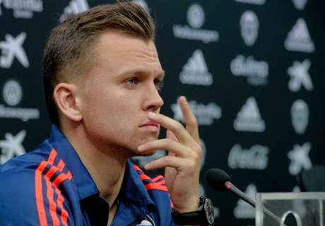 Cheryshev: Barca cheers didn't faze me