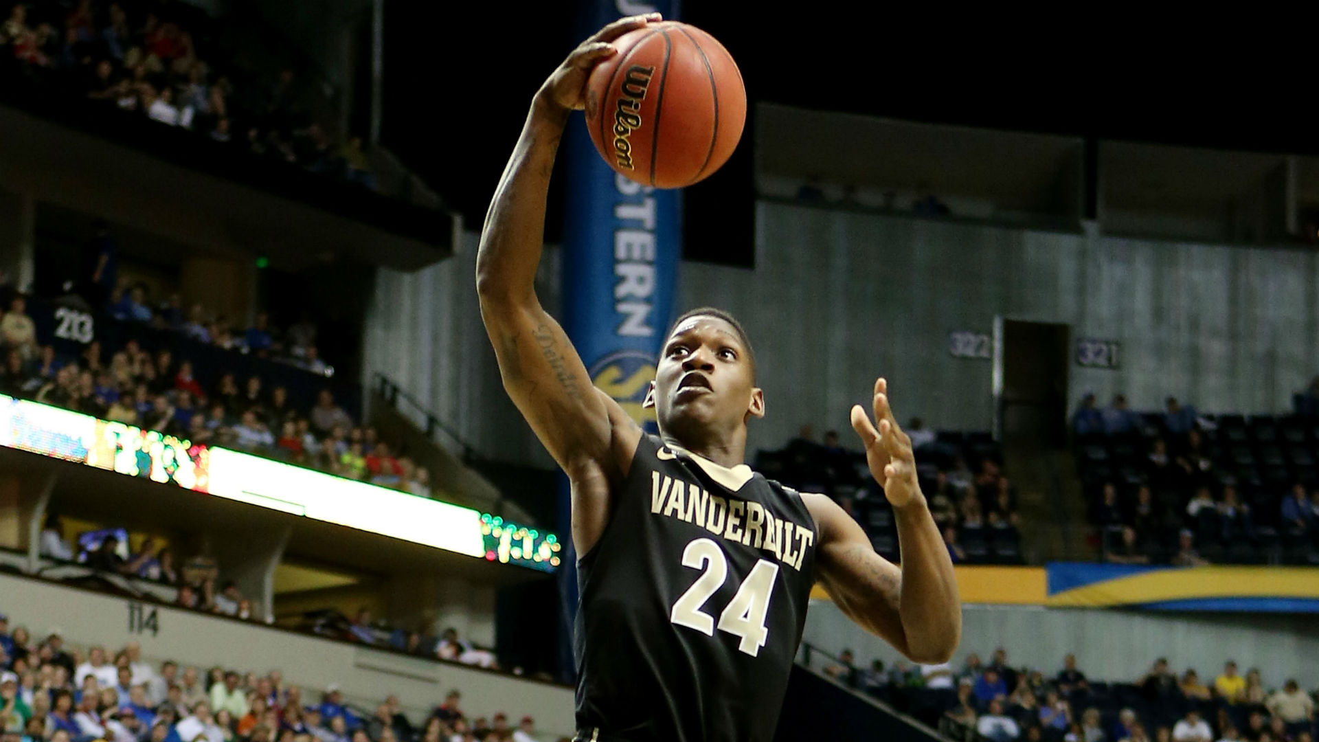 Ex-Vanderbilt basketball player Dai-Jon Parker dies in drowning accident