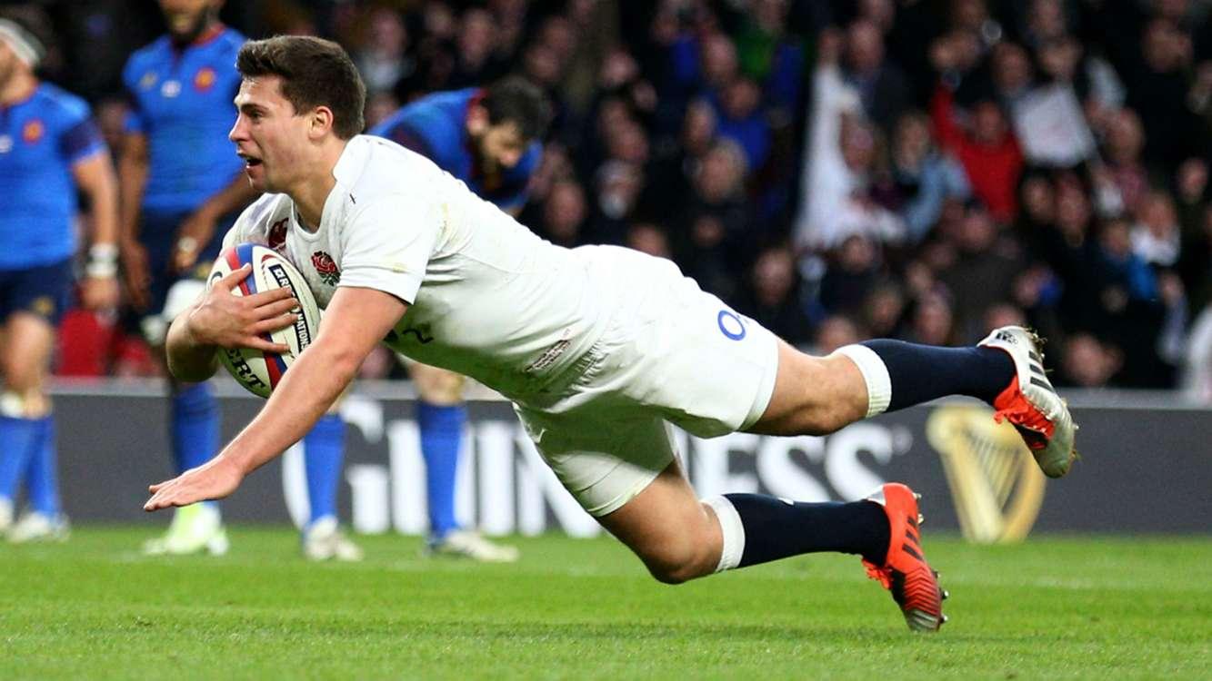 England fall short despite France victory