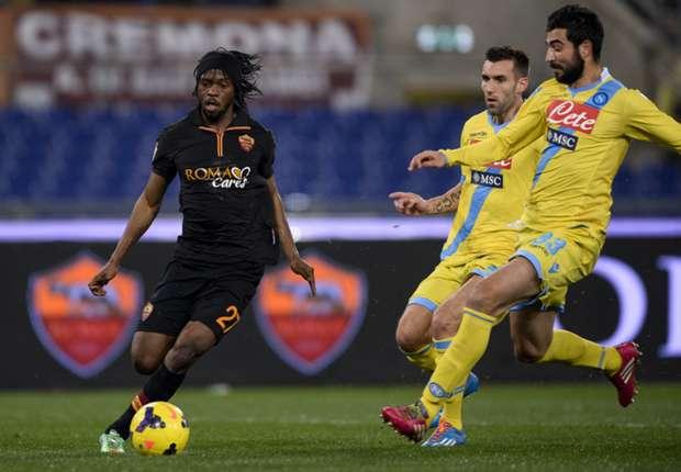 Napoli-Roma Preview: Crunch Coppa clash for Benitez and Garcia