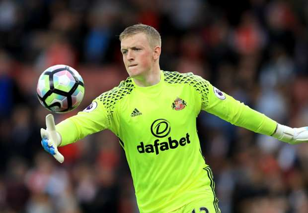 'I have heard some derisory figures' - Moyes believes Pickford is worth £30m