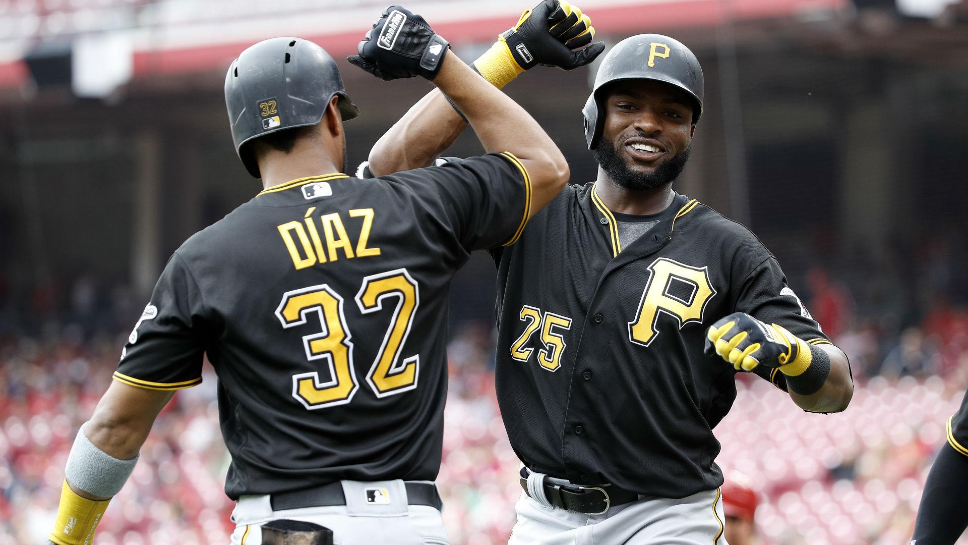 MLB wrap: Pirates top Reds, extend winning streak to 9