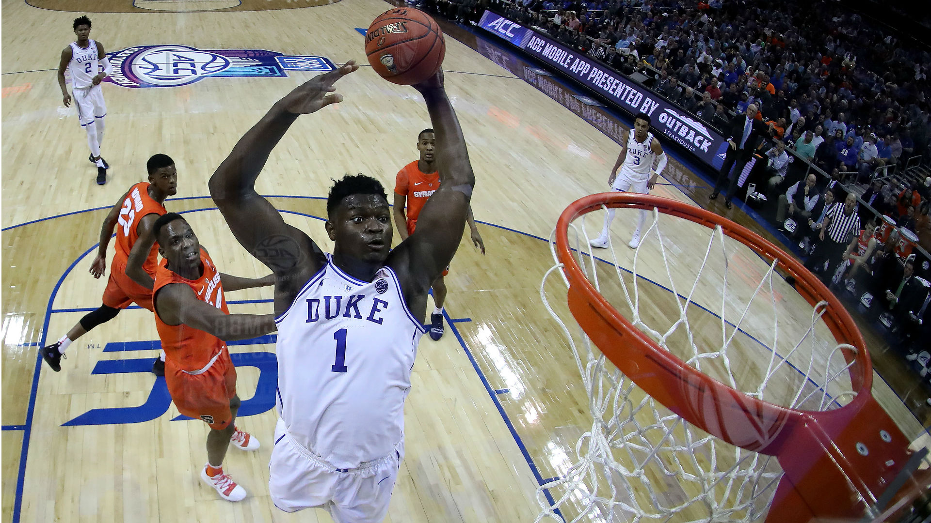 March Madness 2019: 3 takeaways from Duke's win over Syracuse in Zion Williamson's return