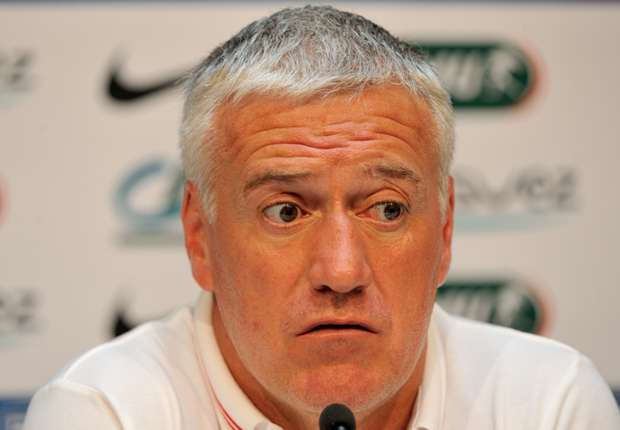 Deschamps: 2010 French revolution part of our history