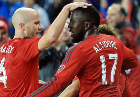 MLS Review: TFC moves to top