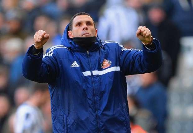 'One of my best days in football' - Poyet revels in Tyne-Wear win