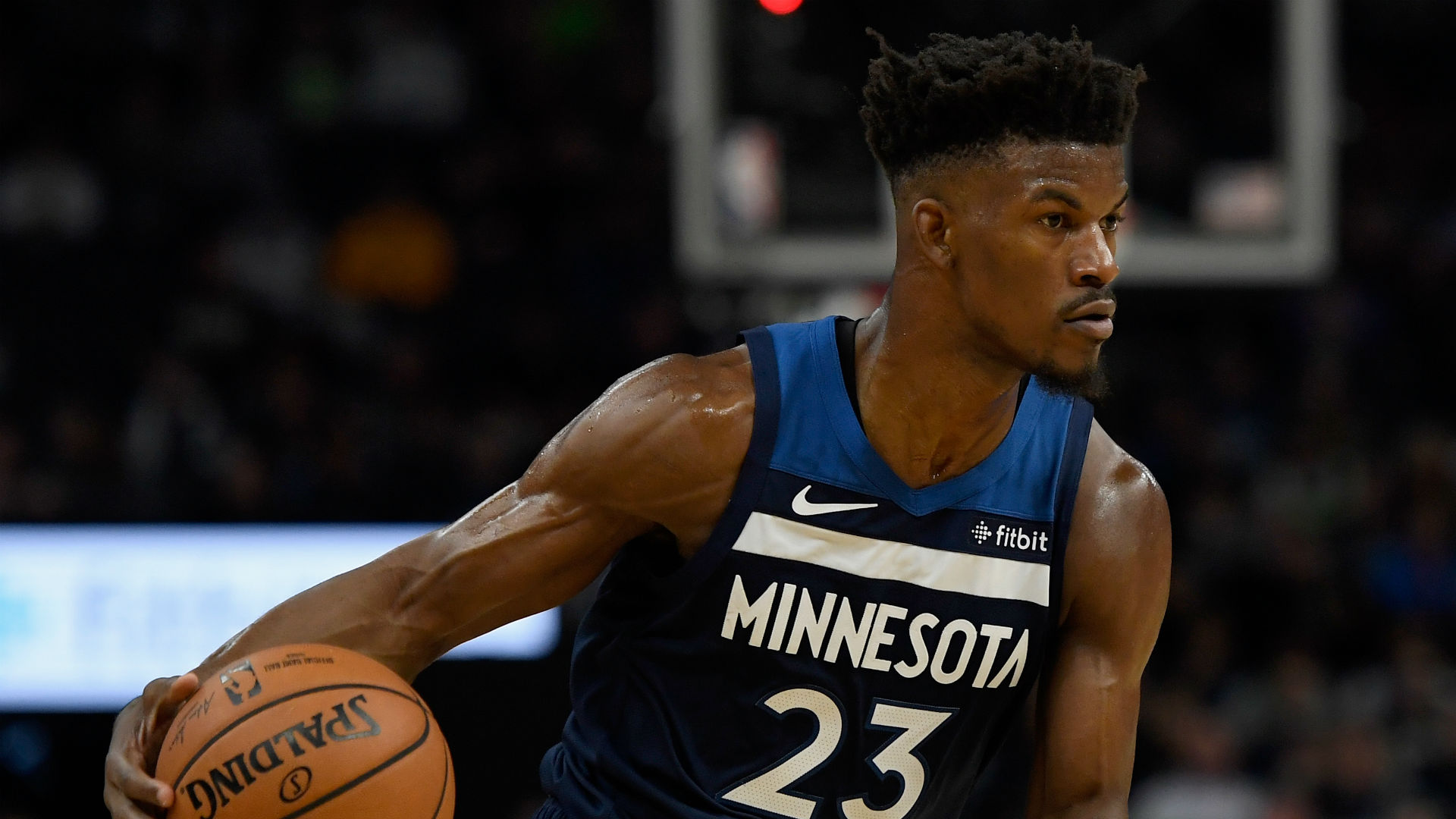Jimmy Butler On Being Booed At Home People Love To Hate Me Nba Sporting News