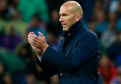 Why Zidane doesn't want new signings