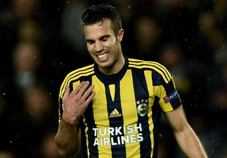 RVP cannot rule out England return
