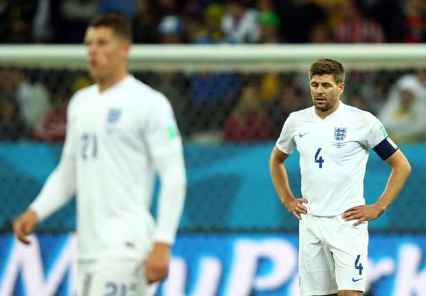 Gerrard should remain England captain, says Beckham