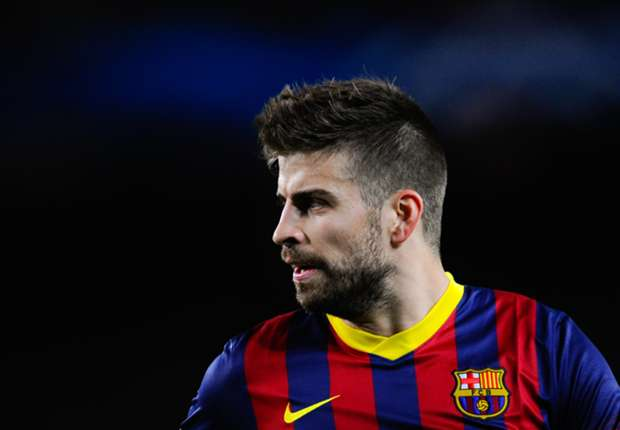 Pique: Blame all Barcelona players - not just Fabregas