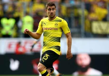 Dortmund rule out Sokratis to Juve