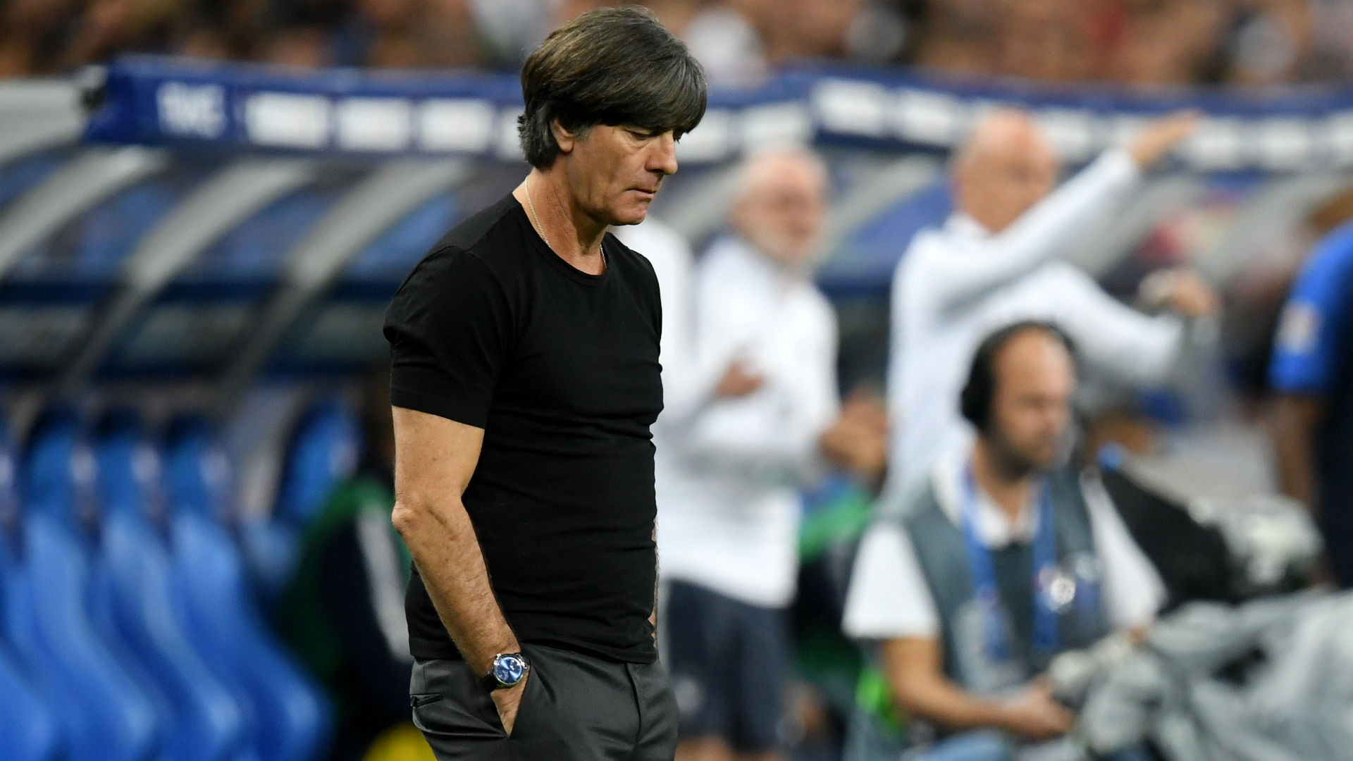 France v Germany: Joachim Low sets unwanted record as pressure mounts