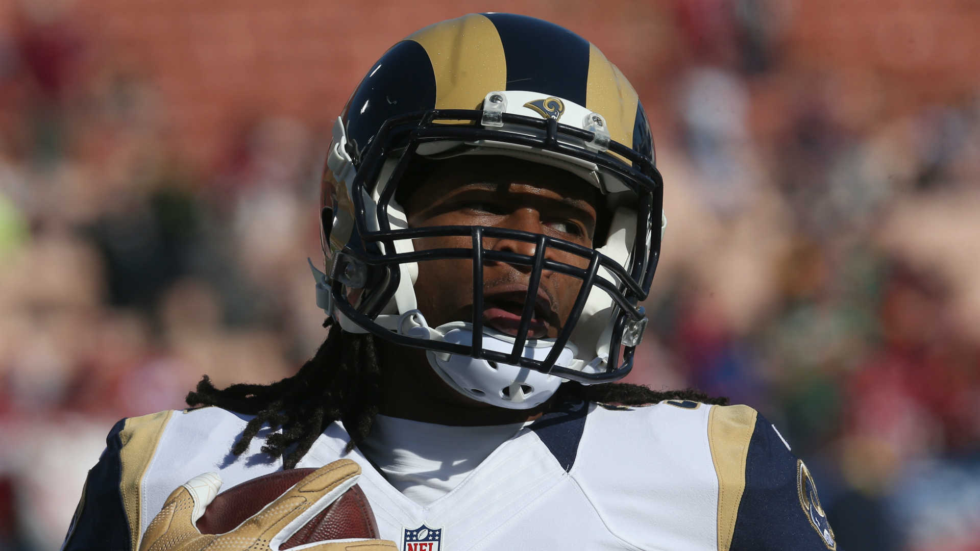 Todd Gurley personally asked new Rams coach Sean McVay to keep RBs